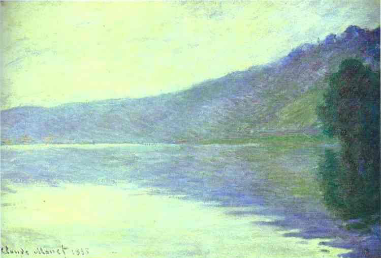 Claude Monet - La Seine